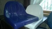 пластиковые сиденья для стадионов и так далее