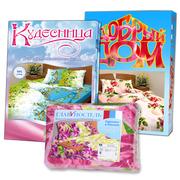 Оптовые продажи домашнего текстилья со склада в Алматы